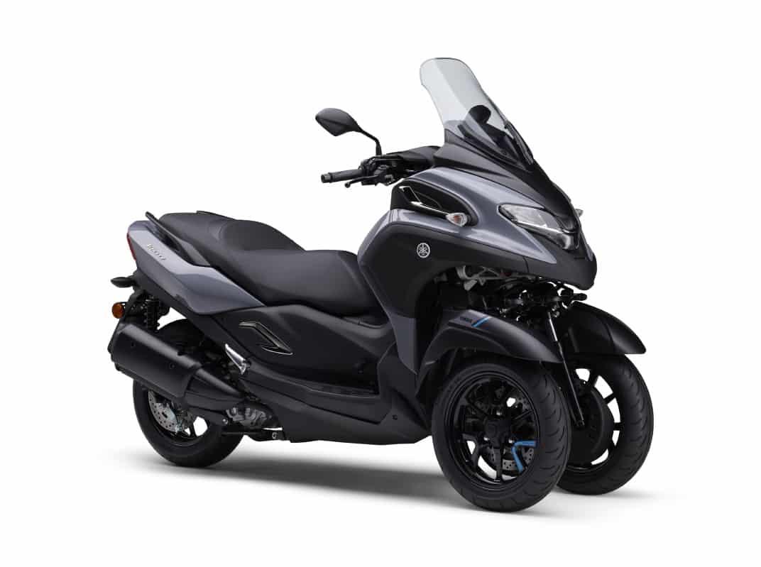 Quel scooter 3 roues avec permis B ?