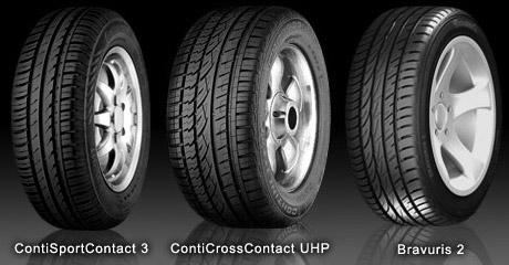 Où sont fabriqués les pneus Continental ?